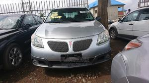Pontiac Vibe 2006 Silver | Cars for sale in Lagos State, Isolo