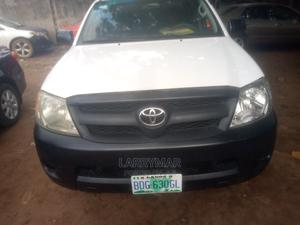 Toyota Hilux 2010 2.0 VVT-i White | Cars for sale in Lagos State, Ejigbo