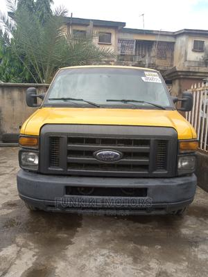 Ford E-250 2014 Yellow | Cars for sale in Lagos State, Ifako-Ijaiye