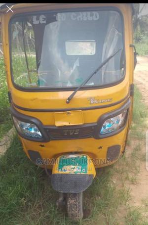 TVS Apache 180 RTR 2020 Yellow | Motorcycles & Scooters for sale in Lagos State, Apapa