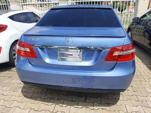 Mercedes-Benz E350 2010 Blue | Cars for sale in Abuja (FCT) State, Kubwa