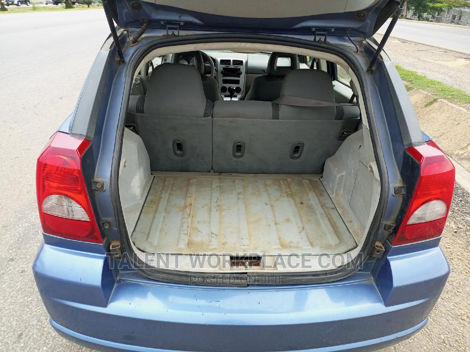 Dodge Caliber 2010 Uptown Blue   Cars for sale in Asokoro, Abuja (FCT) State, Nigeria