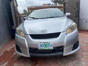 Toyota Matrix 2010 Silver | Cars for sale in Lagos State, Ikeja