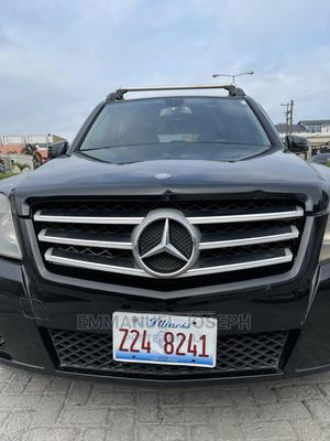 Mercedes-Benz GLK-Class 2010 350 Black | Cars for sale in Lagos State, Lekki