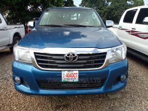 Toyota Hilux 2014 Blue | Cars for sale in Abuja (FCT) State, Kubwa