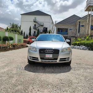 Audi A4 2007 Silver | Cars for sale in Kaduna State, Kaduna / Kaduna State