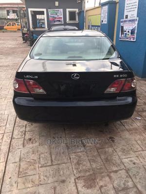 Lexus ES 2003 300 Black | Cars for sale in Enugu State, Enugu