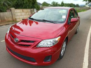 Toyota Corolla 2012 Red | Cars for sale in Abuja (FCT) State, Wuse
