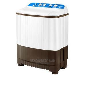 Hisense Twin Tube Washing Dry Spinning Machine 7.2kg WSJA7 | Home Appliances for sale in Lagos State, Ikeja