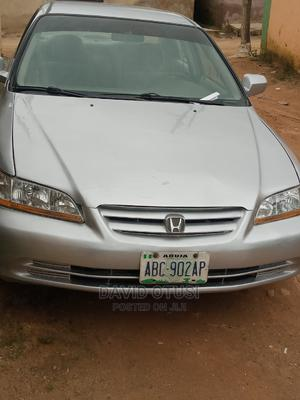 Honda Accord 2001 Silver   Cars for sale in Abuja (FCT) State, Central Business District
