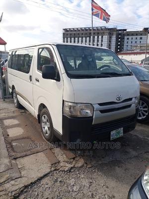 Nig Used 2010 Toyota Hiace 16 Passenger Bus   Buses & Microbuses for sale in Lagos State, Ajah
