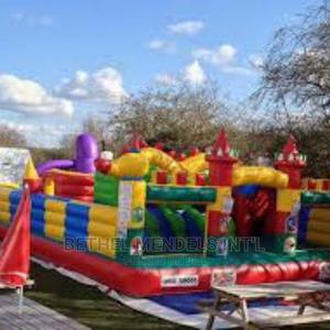 Inflatable Bouncing Castle for Rent in Ikeja.   Toys for sale in Lagos State, Ikeja