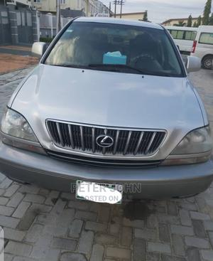 Lexus RX 2002 300 4WD Silver   Cars for sale in Lagos State, Surulere