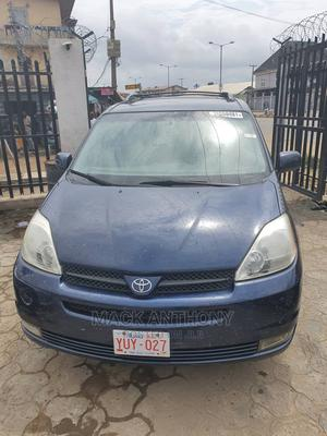 Toyota Sienna 2005 XLE Limited Blue | Cars for sale in Lagos State, Isolo