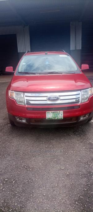 Ford Edge 2008 Red | Cars for sale in Enugu State, Enugu