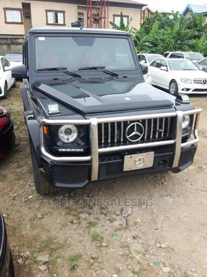 Mercedes-Benz G-Class 2008 Base G 55 AMG 4x4 Black | Cars for sale in Lagos State, Isolo