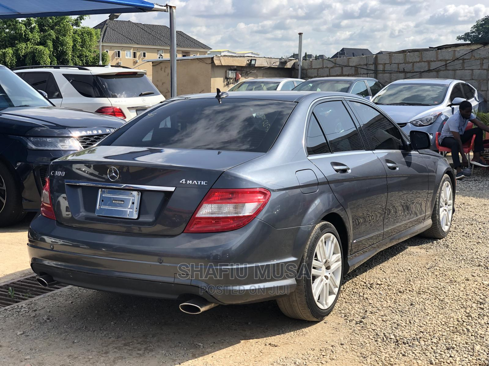 Mercedes-Benz C300 2009 Gray   Cars for sale in Jahi, Abuja (FCT) State, Nigeria