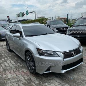 Lexus GS 2014 350 Silver | Cars for sale in Lagos State, Lekki