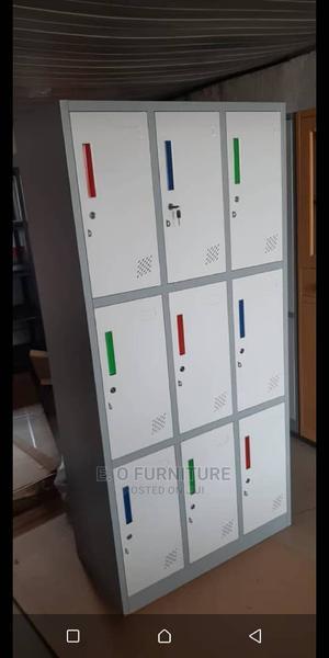 9 Doors Locker Foreign | Furniture for sale in Lagos State, Lekki