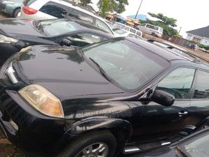 Acura MDX 2005 Black | Cars for sale in Lagos State, Isolo