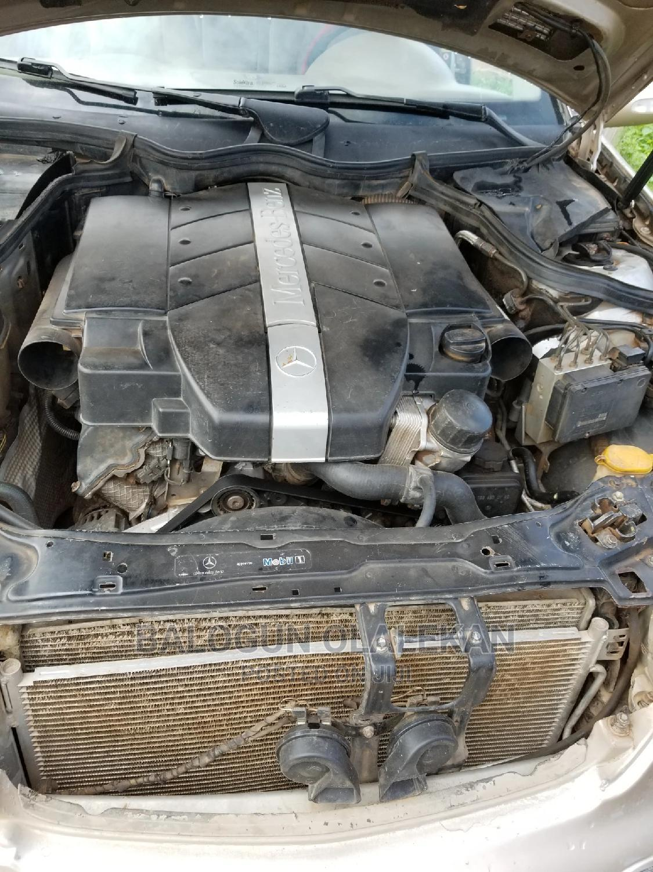Archive: Mercedes-Benz C240 2003 Gold