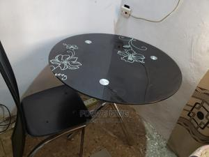 Round Glass Dining /Reading Table   Furniture for sale in Oyo State, Ogbomosho North