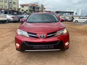 Toyota RAV4 2015 Red   Cars for sale in Lagos State, Ikeja