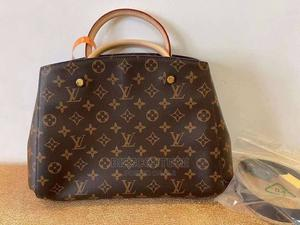 High Quality LOUIS VUITTON Brown Handbags Available for Sale   Bags for sale in Lagos State, Ikoyi