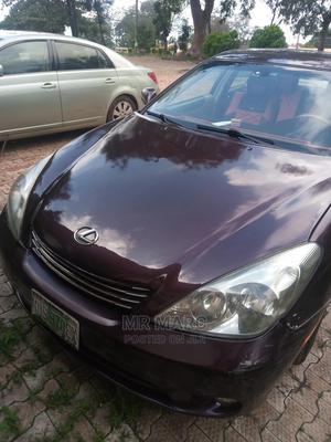 Lexus ES 2004 330 Sedan Purple | Cars for sale in Enugu State, Enugu
