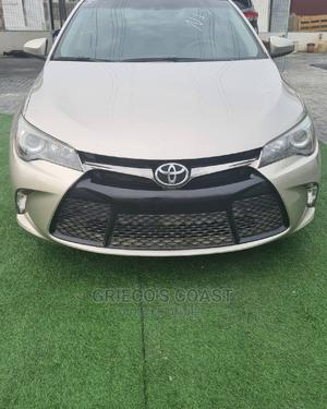 Toyota Camry 2016 Gold | Cars for sale in Lagos State, Lekki