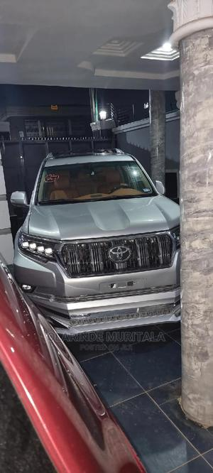 Lexus GX 2006 470 Sport Utility Silver   Cars for sale in Lagos State, Alimosho