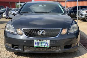 Lexus GS 2011 Gray   Cars for sale in Abuja (FCT) State, Jahi
