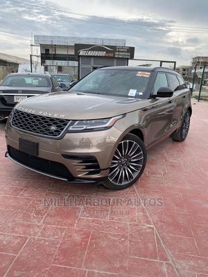 Land Rover Range Rover Velar 2018 Brown | Cars for sale in Lagos State, Lekki