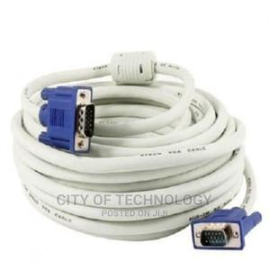 20m Vga Cable - Male to Male   Computer Accessories  for sale in Lagos State, Ikeja