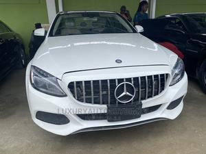 Mercedes-Benz C300 2015 White   Cars for sale in Lagos State, Ikeja