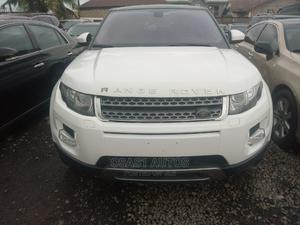 Land Rover Range Rover Evoque 2014 White   Cars for sale in Lagos State, Ojodu