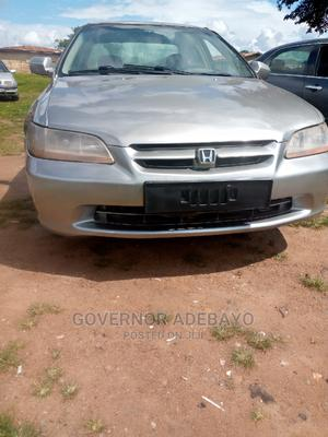 Honda Accord 2001 5P Silver   Cars for sale in Kwara State, Offa
