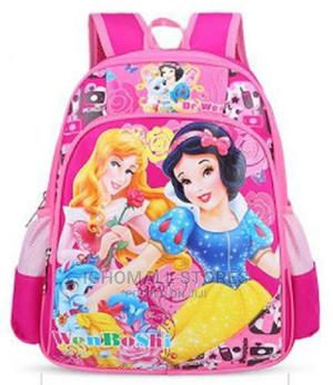Character School Bags Spiderman and Princess - AG26 | Babies & Kids Accessories for sale in Lagos State, Alimosho