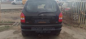 Opel Zafira 2004 1.8 Black | Cars for sale in Lagos State, Ifako-Ijaiye