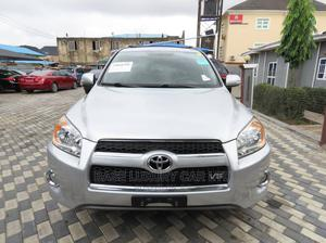 Toyota RAV4 2010 2.5 Limited 4x4 Silver   Cars for sale in Lagos State, Isolo