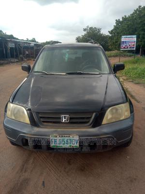 Honda CR-V 2004 EX 4WD Automatic Black   Cars for sale in Oyo State, Ogbomosho North