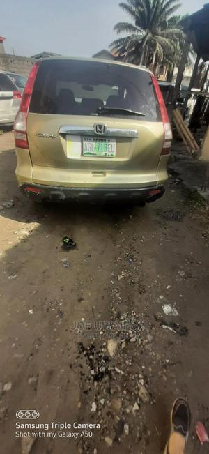 Honda CR-V 2008 2.4 LX Automatic Gold | Cars for sale in Lagos State, Ajah
