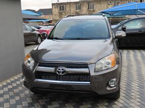 Toyota RAV4 2009 Limited 4x4 Gray | Cars for sale in Lagos State, Isolo