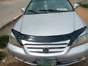 Honda Accord 2001 Silver   Cars for sale in Lagos State, Ogudu