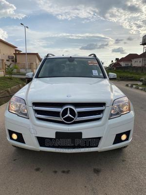 Mercedes-Benz GLK-Class 2010 350 White | Cars for sale in Abuja (FCT) State, Jahi