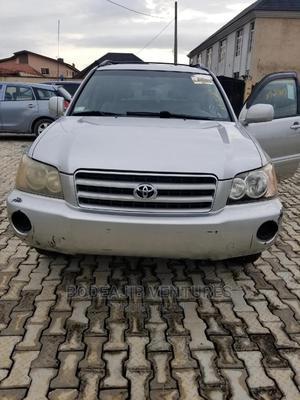 Toyota Highlander 2002 Silver   Cars for sale in Lagos State, Ikotun/Igando
