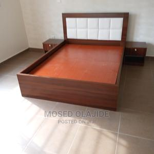 4 .5 by 6ft Bed   Furniture for sale in Lagos State, Ifako-Ijaiye