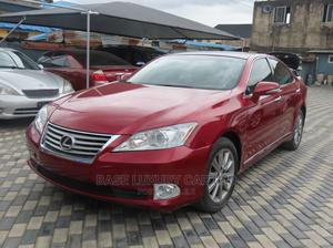 Lexus ES 2011 350 Red | Cars for sale in Lagos State, Isolo