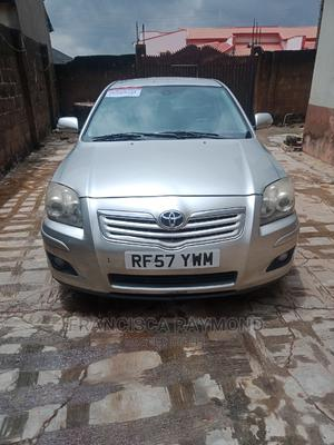 Toyota Avensis 2007 1.8 VVT-i Silver | Cars for sale in Oyo State, Lagelu