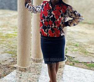 Ankara Jacket for Sale in Medium Size.   Clothing for sale in Lagos State, Ojodu